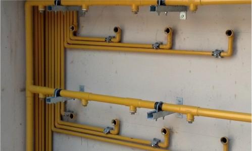 Projeto de gás