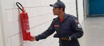 Regularização no corpo de bombeiros